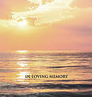 """""""In Loving Memory"""" Funeral Guest Book, Memorial Guest Book, Condolence Book, Remembrance Book for Funerals or Wake, Memorial Service Guest Book: A Cel"""