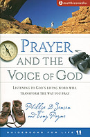 Prayer And The Voice Of God Pb