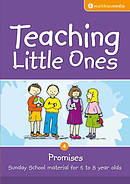 Teaching little ones 4: Promises (CD Rom)