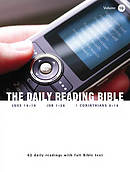 Daily reading Bible Volume 16