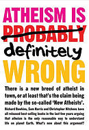 Atheism Is Probably Definitely Wrong Tract