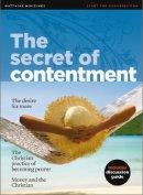 Secret Of Contentment Booklet