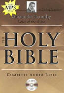 Kjv Bible On Mp3 Scourby 2 Audio Cd