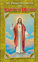 My Pocket Book of Devotions to the Sacred Heart: 10 Pack