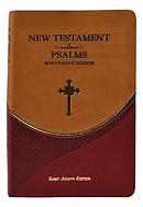 New Testament and Psalms: New Catholic Version