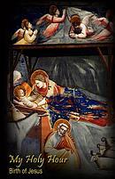 My Holy Hour - Birth of Jesus: A Devotional Prayer Journal