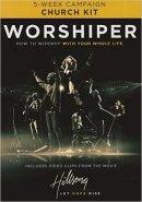 Worshiper Church Campaigin Kit (Curriculum Kit)