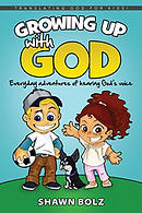 Growing Up With God Colouring Book
