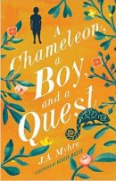 A Chameleon A Boy and a Quest