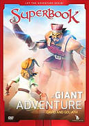 Superbook: A Giant Adventure DVD