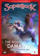 Superbook: The Road To Damascus DVD
