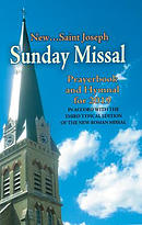 St. Joseph Sunday Missal and Hymnal for 2019 (Canadian Edition)
