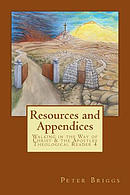 Resources and Appendices: Walking in the Way of Christ & the Apostles Theological Reader 4