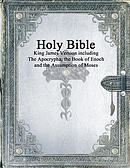 King James Version with the Apocrypha, the Book of Enoch and the Assumption of Moses