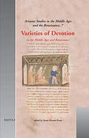 Varieties of Devotion in the Middle Ages and Renaissance