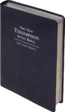 KJV New Thompson Study Bible: Blue