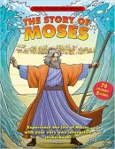 Story Of Moses Static Sticker Book Pb