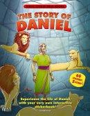 Story Of Daniel Static Sticker Book