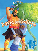 Carry Me Puzzle Book: David And Goliath