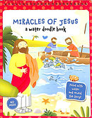 Water Doodle Book: Miracles Of Jesus