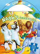 Carry Me Puzzle Book: Noah's Amazing Ark