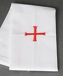 Red Cross Lavabo Towel