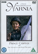 Prince Caspian And The Voyage Of The Dawn Treader DVD