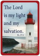 The Lord Is My Light Magnets (3)