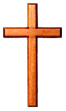 Hanging Wall Cross 12