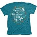Cherished Girl Wonderful Flowers T-Shirt 2XL
