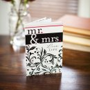 Romance - Mr. and Mrs. - 3 Premium Booklets