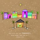 Bright Bethlehem Charity Christmas Cards Pack of 10