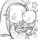 Nativity Colour In Christmas Cards Pack of 18