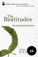 The Beatitudes: John Stott Bible Studies Bundle