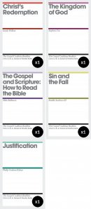 The Gospel Coalition Booklets Set 2 Value Pack