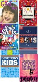 Children's One Year Devotionals Value Pack