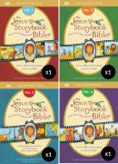 The Jesus Storybook Bible Animation DVD Value Pack