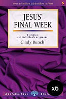 Lifebuilder Jesus' Final Week Pack of 6