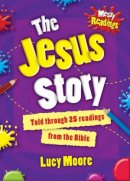 Messy Readings: The Jesus Story Pack of 5