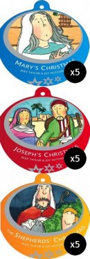 Christmas Bauble Book Value Pack