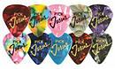 Jesus Guitar Pick Pack of 5