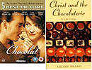 Christ and the Chocolaterie and Chocolat DVD Value Pack