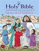 ICB New Testament: Hardback Pack of 25
