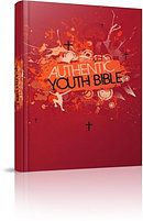 ERV Youth Bible Red Pack of 100