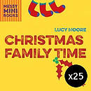 Christmas Family Time - Pack of 25