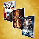 Top Movies of 2016 Value Pack