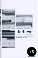 I Believe: The Apostles' Creed - Pack of 6
