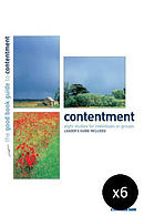 Contentment: Healing the hunger of our hearts - Pack of 6