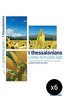 1 Thessalonians: Living to please God - Pack of 6