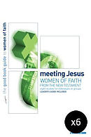 Meeting Jesus: 8 Women of the New Testament - Pack of 6
